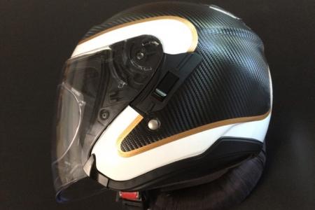 FontFront-Helmfolierung-Carbon-Fiber-Folie-Brushed-Gold-01