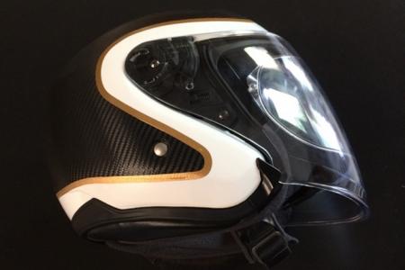 FontFront-Helmfolierung-Carbon-Fiber-Folie-Brushed-Gold-06