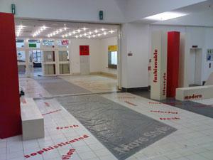 Boden und element beschriftung fontfront for Boden mit schrift