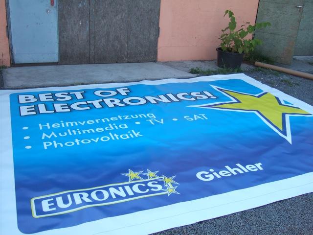 Euronics Banner
