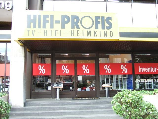 Eingang Filiale Wiesbaden