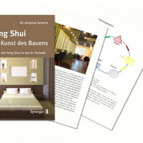 "Buchproduktion: ""Feng Shui: die Kunst des Bauens"""