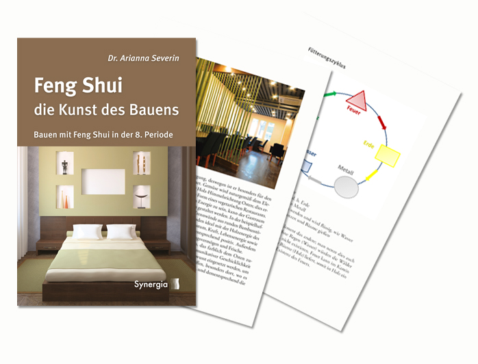 buchproduktion feng shui die kunst des bauens fontfront. Black Bedroom Furniture Sets. Home Design Ideas