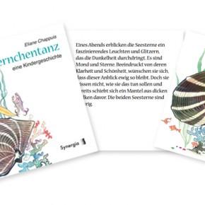 Buchproduktion für den Synergia-Verlag
