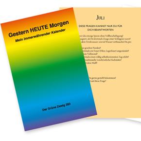 """Buchproduktion: """"Gestern HEUTE Morgen"""""""