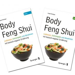 Buchproduktion: Body Feng Shui