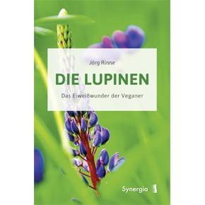 Layout, Umschlaggestaltung und Druckproduktion für das Buch »Die Lupinen«