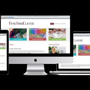 Webdesign: Feng Shui Classic