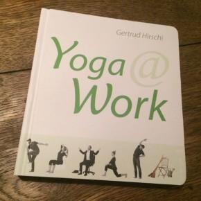 Buchherstellung Yoga @ Work