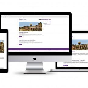 Neugestaltung der Webseite von : Dachreger in Roßdorf