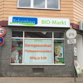 Reformhaus, Bio-Markt