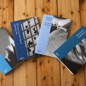"""Buchproduktion - """"Die Reihe"""" Band 36-39"""