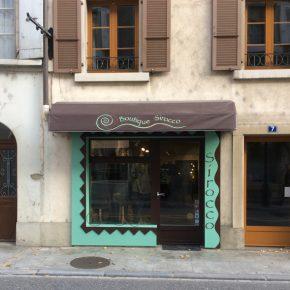 Neue Farben für Boutique Sirocco