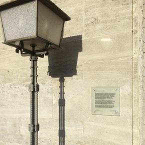 Neue Denkmal-Schilder aus ESG
