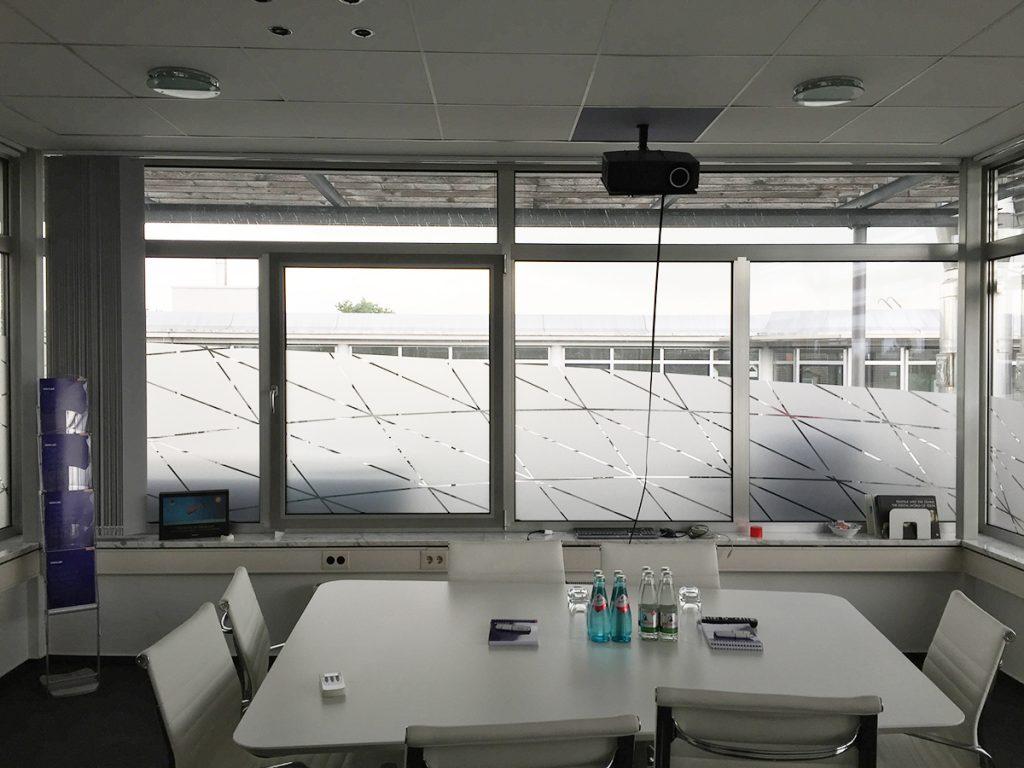 Büro und Sichtschutz Beschriftungen – FontFront