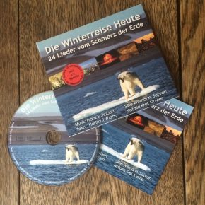 CD-Booklet Layouterstellung
