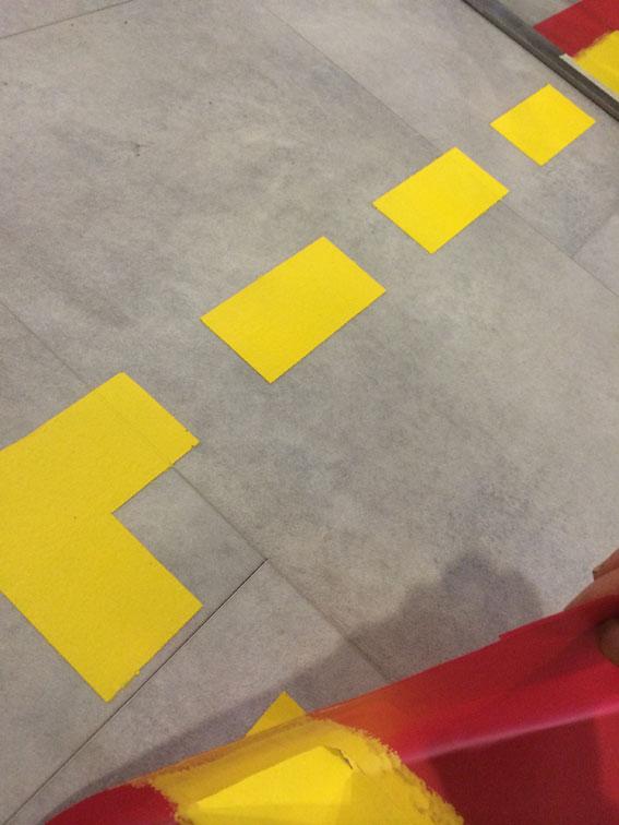 bodenmarkierung-indoor-straßenmarkierungsfarbe-2