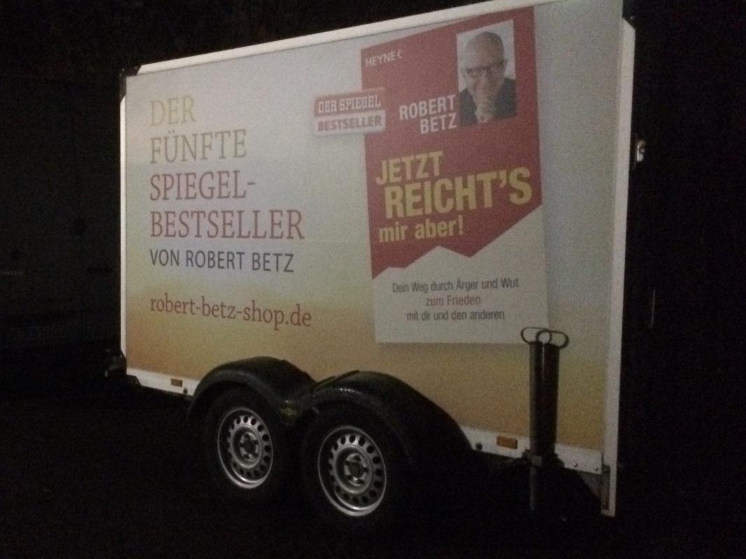 Robert Betz Anhaenger Digitaldruck Folierung