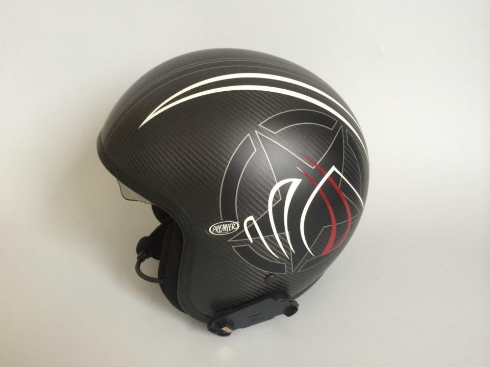 PremierHelmets Helm rechte Seite Tribals