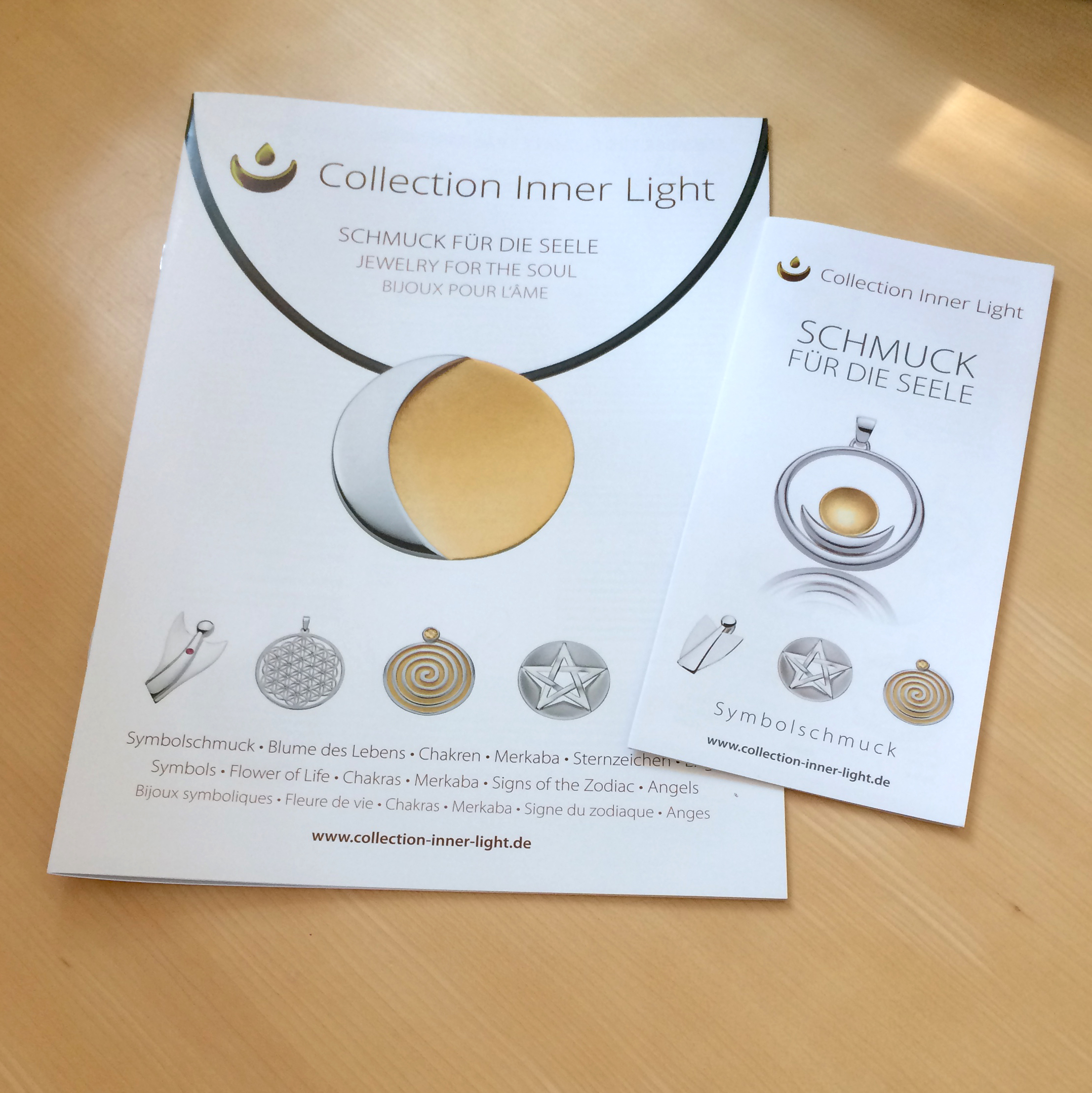 collection inner light katalog flyer werbung anzeige fontfront rossdorf 1