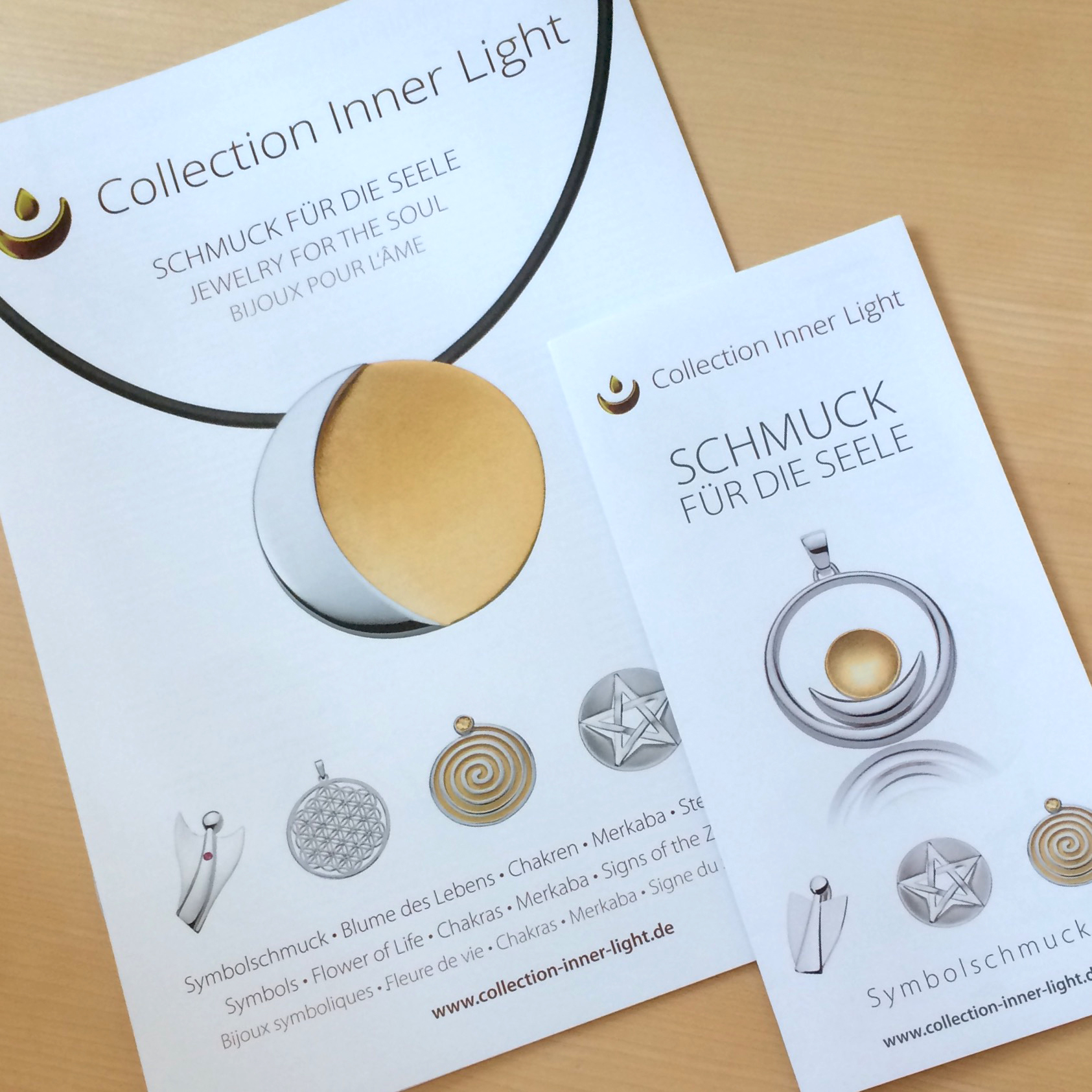 collection inner light katalog flyer werbung anzeige fontfront rossdorf 4